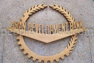 New horizons for development. ADB loan for improving the infrastructure