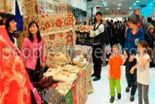 Bazar- Art 2013. The palette of national heritage