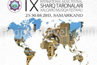 Grandiose feast of music. The festival Sharq Taronalari