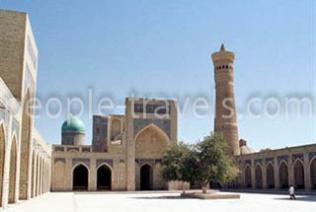 Photo exposition of Bukhara and Samarkand in Berlin
