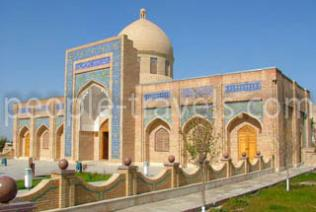 Uzbekistan as an attractive destination for interesting holiday