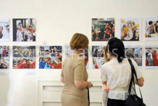One Day. Photo exhibition of the Shanghai Association of Photographers