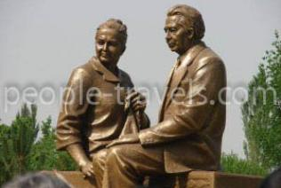 The Lyrical Motives. In Tashkent was opened a new monument