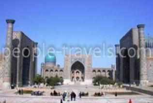 Splendour of medieval. In Samarkand has created mini-replicas of famous landmarks