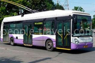 A new trolleybus fleet of Khorezm