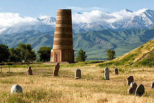 Classical tour to Kyrgyzstan 1