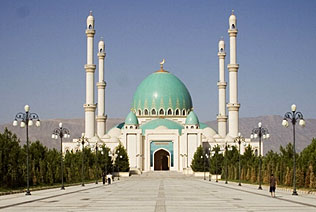 Classical tour to Turkmenistan 1