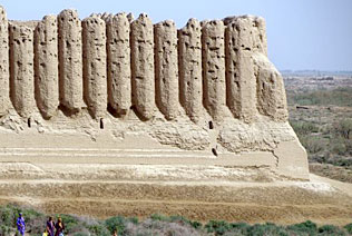 Classical tour to Turkmenistan 2