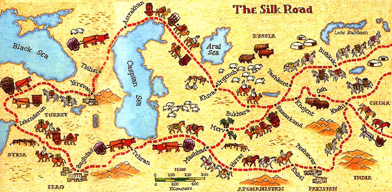 Great Silk Route
