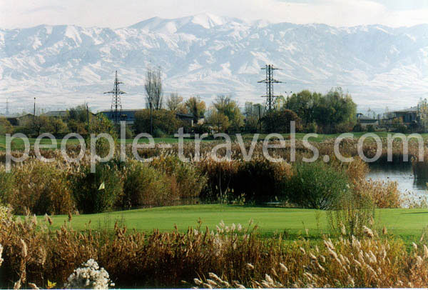 Golf tours in Uzbekistan Photos - Uzbekistan Photo Gallery
