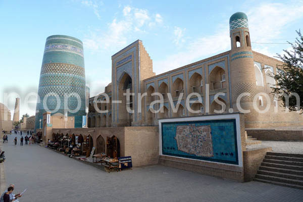 Khiva Photos - Uzbekistan Photo Gallery
