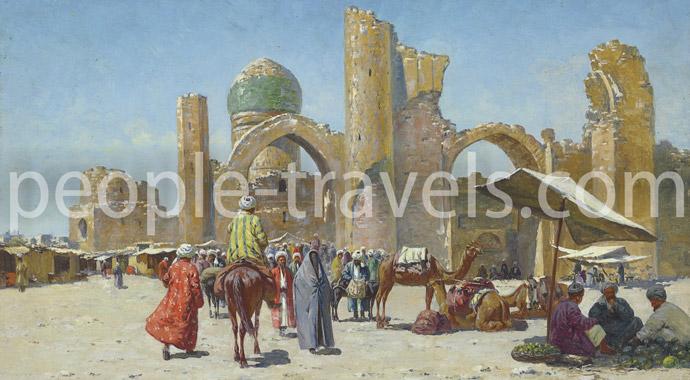 Russian Turkestan Most 17