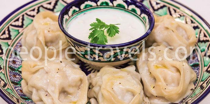 Uzbek Manti One Of The Most Delicious Dishes In Uzbekistan