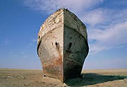 Trip to Aral sea