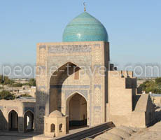 Travel to Uzbekistan. The travel statistics of 1 quarter of 2013