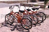Fahrradverleih in Usbekistan Fotos - Usbekistan Foto-Gallery