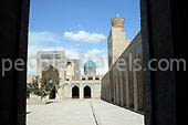 Fotos de los viajes a Bukhara- Galeria de fotos de Uzbekistán