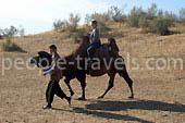 Viaje en camello en fotos - Galeria de fotos de Uzbekistán