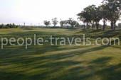 Golfen in Usbekistan - Usbekistan Foto- Galerie