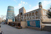 Las fotos de Khiva - Galeria de fotos de Uzbekistán