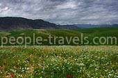 Las fotos de las montañas Uzbekistán - Galeria de fotos de Uzbekistán