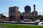 Samarkand: die Legende Usbekistans. Sehenswürdigkeiten in Usbekistan