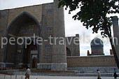 Repaso de las fotos de Samarcanda - Galeria de fotos de Uzbekistán