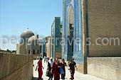 Fotos del viaje a Samarcand - Galeria de fotos de Uzbekistán