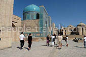 Usbekistan Tourismus. Samarkand: Rom des Ostens