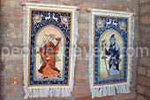 Souvenirs Usbekistans: wertvolle Erinnerung von der Reise  zur Sonne-Republik
