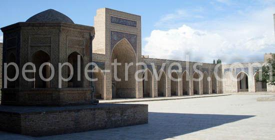 La historia de Bukhara: un salto atras por los siglos