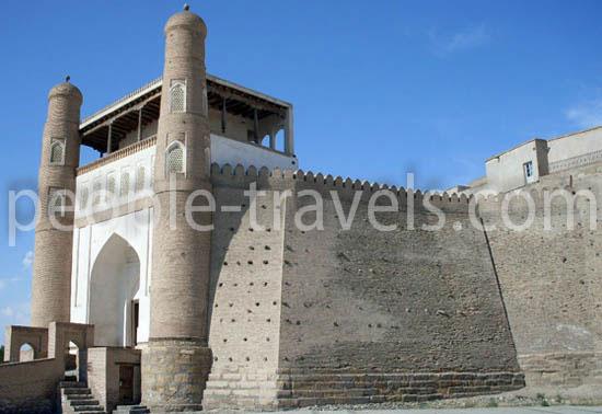 Historia de Bukhara