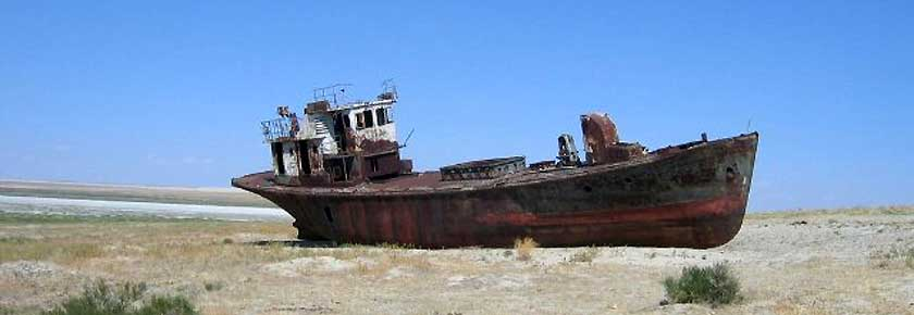 Aral Sea Tours
